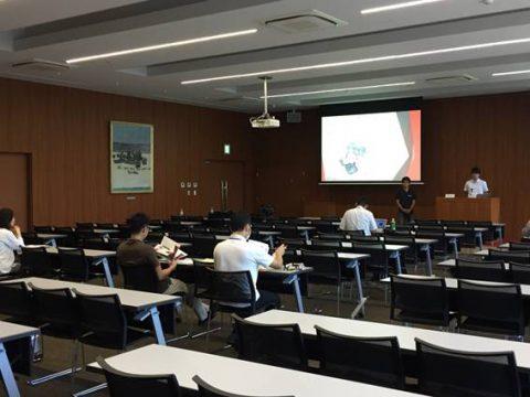 学生フォーミュラ九州支部 記者発表