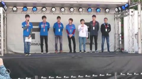 全日本スーパーフォーミュラ選手権最終戦鈴鹿での学生フォーミュラでのPR活動