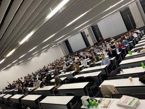 関東学生フォーミュラ連盟主催による技術交流会