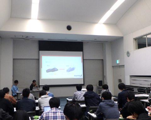 車体講習会・技術相談会@ヤマハ発動機